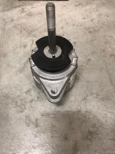 Porsche Panamera Engine Mounting