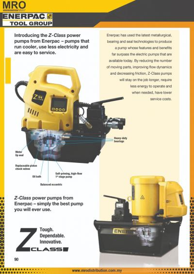 Z-Class Power Pumps Introduction