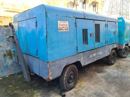 Used AIRMAN 830CFM Air Compressor
