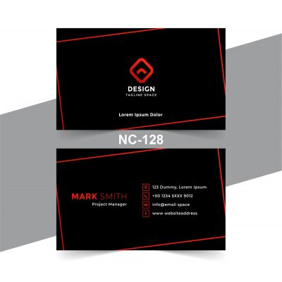 Name Card - NC128