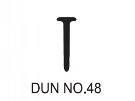 Dun No.48 Dunlop W/Strip 1464