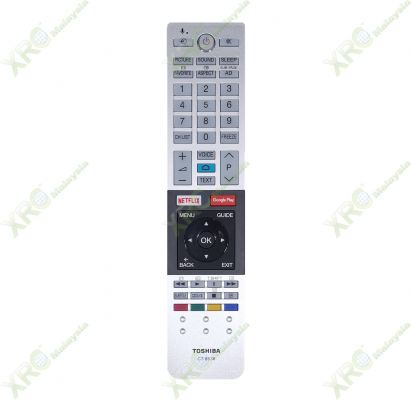 CT-8536 TOSHIBA SMART ANDROID LED TV MAGIC REMOTE CONTROL