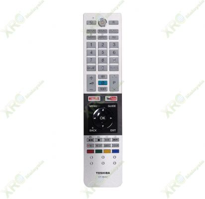 CT-8522 TOSHIBA SMART LED TV MAGIC REMOTE CONTROL