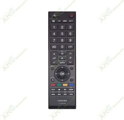 CT-90448 TOSHIBA LED TV REMOTE CONTROL