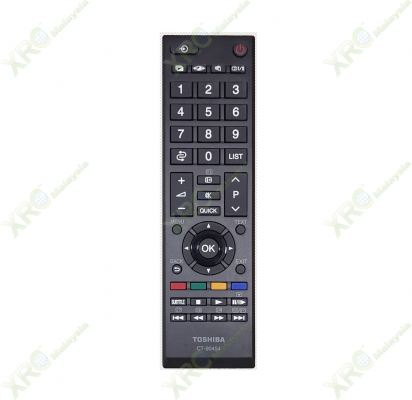 CT-90454 TOSHIBA LED TV REMOTE CONTROL