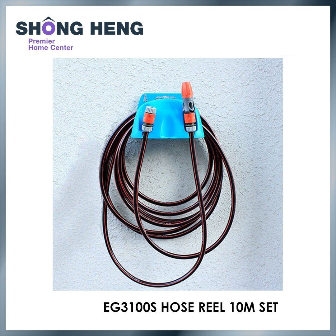 EAGLE EG3100S-HOSE REEL 10M SET