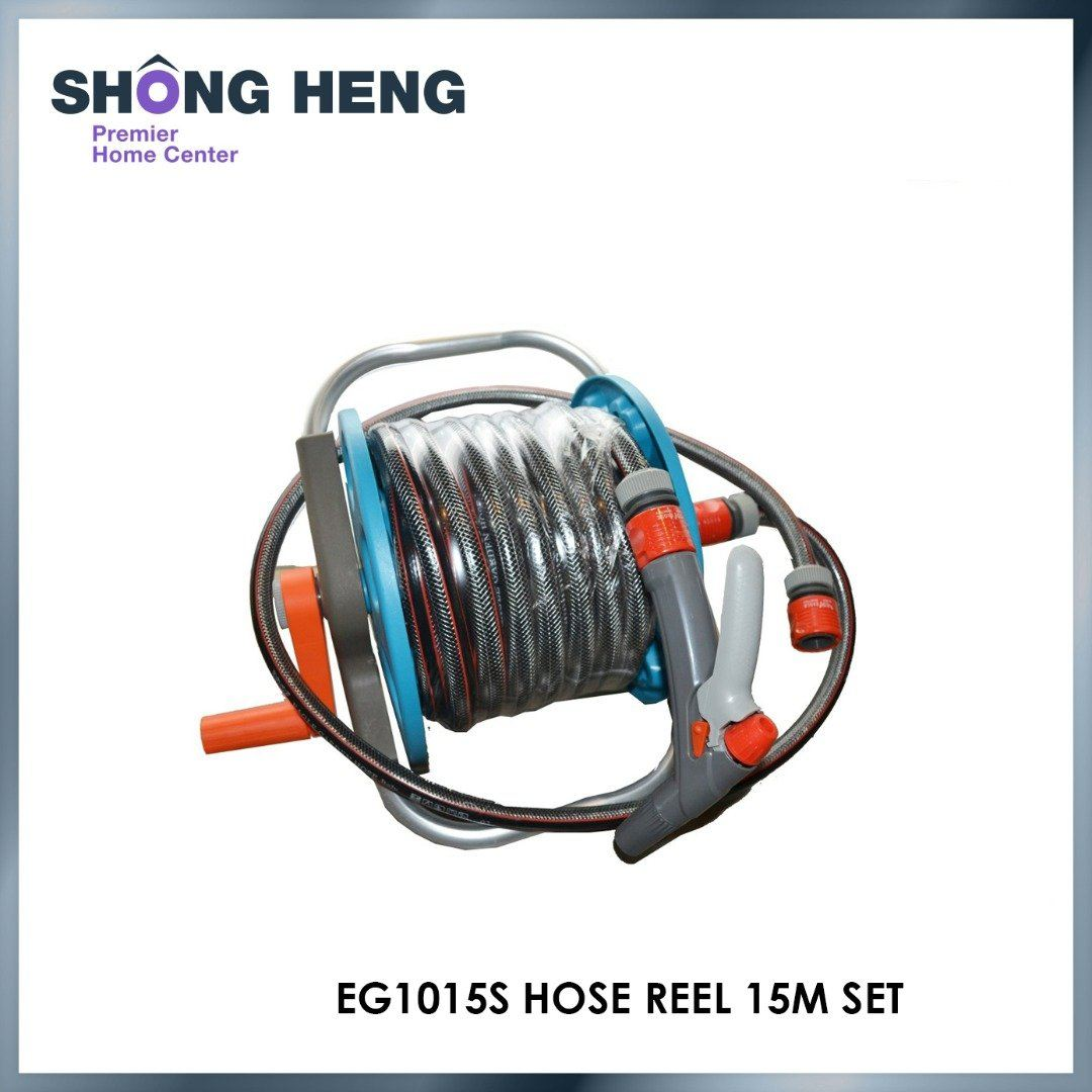EAGLE EG1015S-HOSE REEL 15M SET