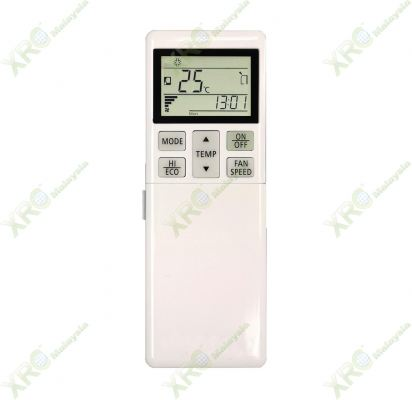 RLA502A700S MITSUBISGI AIR CONDITIONING REMOTE CONTROL