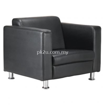 LOS-002-1S-L1- Simple 1 Seater Sofa