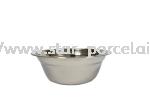 16CM S/STEEL BOWL Bowl Dining Set