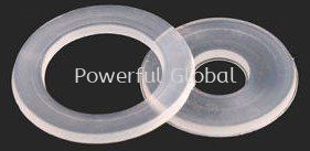 Silicone-Rubber-Washer