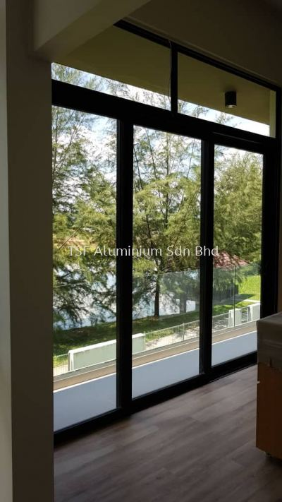 multi layer folding door