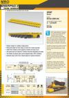 SPMT-Series, Self-Propelled Modular Transporter ENERPAC Heavy Lifting Technology ENERPAC INDUSTRIAL TOOLS