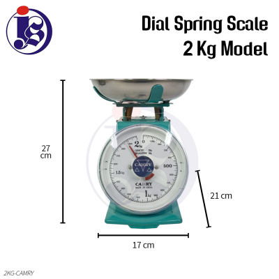 2kg Dial Spring Scale
