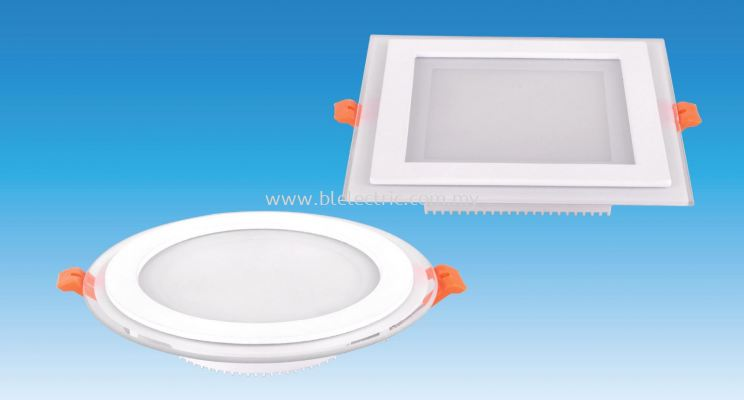 P1 P3 LED Glass Down Light