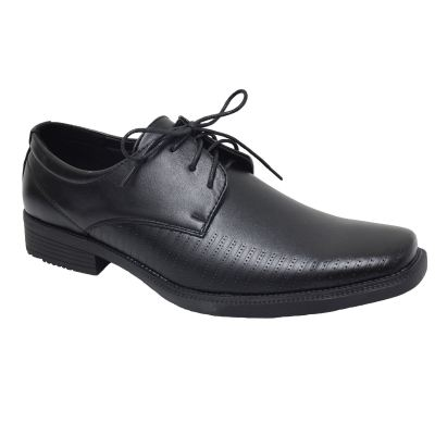 MEN EXECUTIVE SHOE (MS 8138-BK)