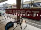 Pets direct 3D LED channel box up lettering signage at subang mydin  3D LED SIGNAGE