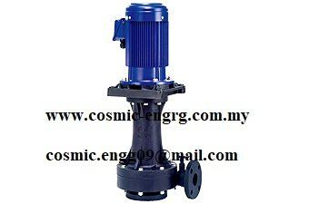 Chemical Vertical Pump equivalent to Hendor Chemical Vertical Pump