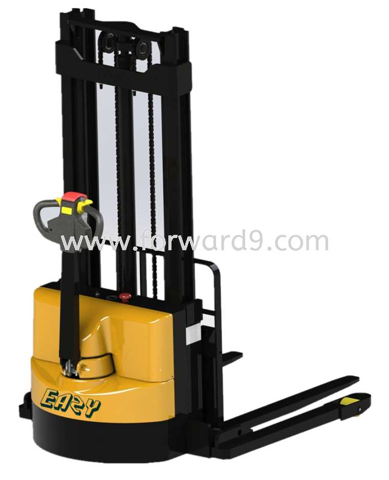 ES1530M-S Straddle Leg Fully Electric Stacker  Electric Stacker  Stacker  Material Handling Equipment