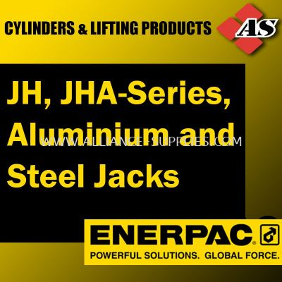 JH, JHA-Series, Aluminium and Steel Jacks