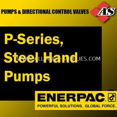 P-Series, Steel Hand Pumps