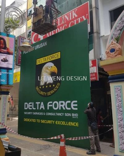 Delta Force Security Services (KL)