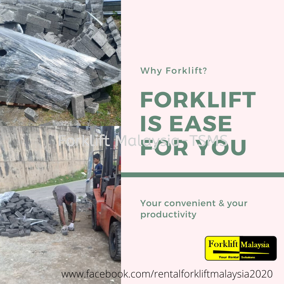 Why Forklift is important for us?