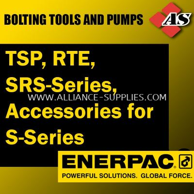 TSP, RTE, SRS-Series, Accessories for S-Series