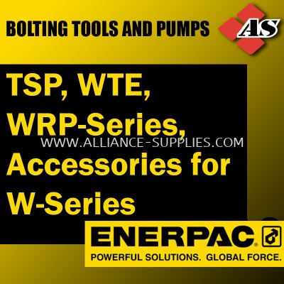 TSP, WTE, WRP-Series, Accessories for W-Series