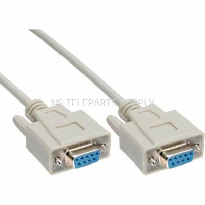 Serial Cross Cable 9F/9F