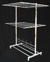 ADX1230 Free Standing Clothes Hanger