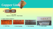 Earth Copper Link EARTHING SYSTEM