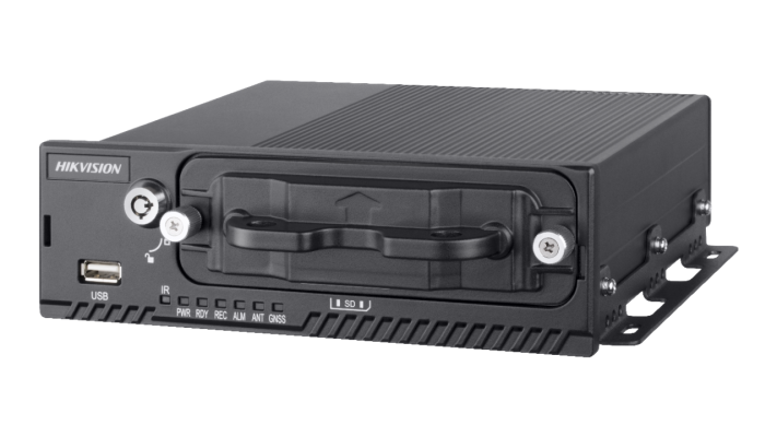 DS-MP5604. Hikvision 4-ch 1080p, H.265, 1xHDD/SSD Mobile DVR. #AIASIA Connect