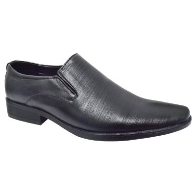MEN EXECUTIVE SHOE (MS 8107-BK)