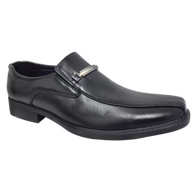 MEN EXECUTIVE SHOE (MS 8112A-BK)