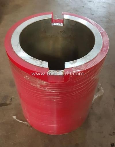 Polyurethane (PU) Roller Coating