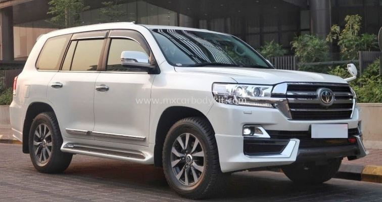 TOYOTA LAND CRUISER 2020 TRD EDITION BODYKIT