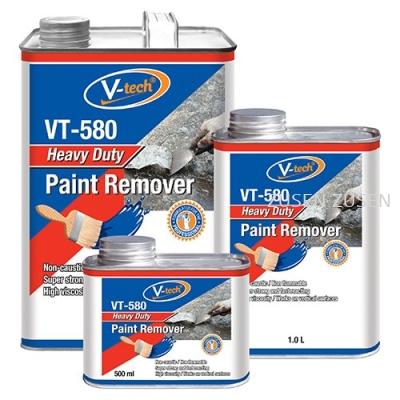 V-TECH Heavy Duty Paint Remover - VT-580