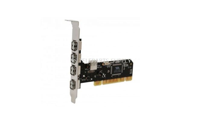 PCI 2.0 USB 4 PORT CARD