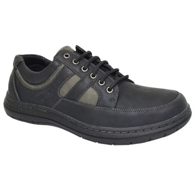 MEN CASUAL SHOE (MS 9172-BK)