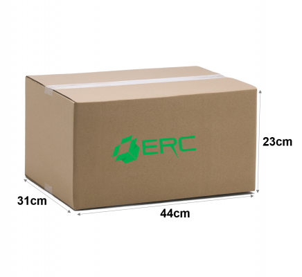 A066 - Medium Size Carton Box (44cmLx31cmWx23cmH/Single-Wall)