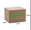 A061 - Medium Size Carton Box (31cmLx23cmWx23cmH/Single-Wall) Medium Size Carton Box Ready Made Boxes
