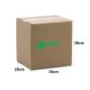 A063 - Medium Size Carton Box (30cmLx25cmWx30cmH/Single-Wall) Medium Size Carton Box Ready Made Boxes