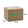 A064 - Medium Size Carton Box (35cmLx30cmWx25cmH/Single-Wall) Medium Size Carton Box Ready Made Boxes