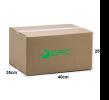 A065 - Medium Size Carton Box (40cmLx35cmWx25cmH/Single-Wall) Medium Size Carton Box Ready Made Boxes