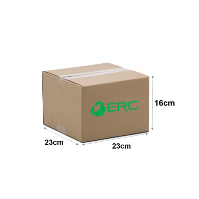 A058 - Small Size Carton Box (23cmLx23cmWx16cmH/Single-Wall)