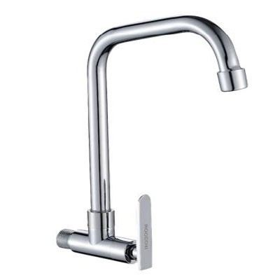 Rocconi RCN P91077 Single Lever Wall Sink Tap