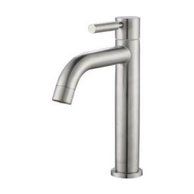 Rocconi RCN-SU 5013 Single Lever Basin Tap (Stainless Steel 304)