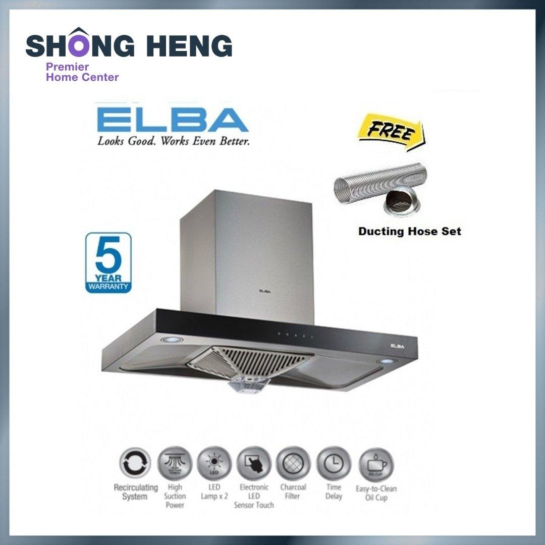 ELBA ELEGANTE EH-H9027ST(SS) 1,400(m3/hr)