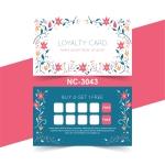 Flora Name Card - NC3043